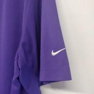 Nike Shirts - Nike Golf Dei Fit Purple 3xl Good Condition!